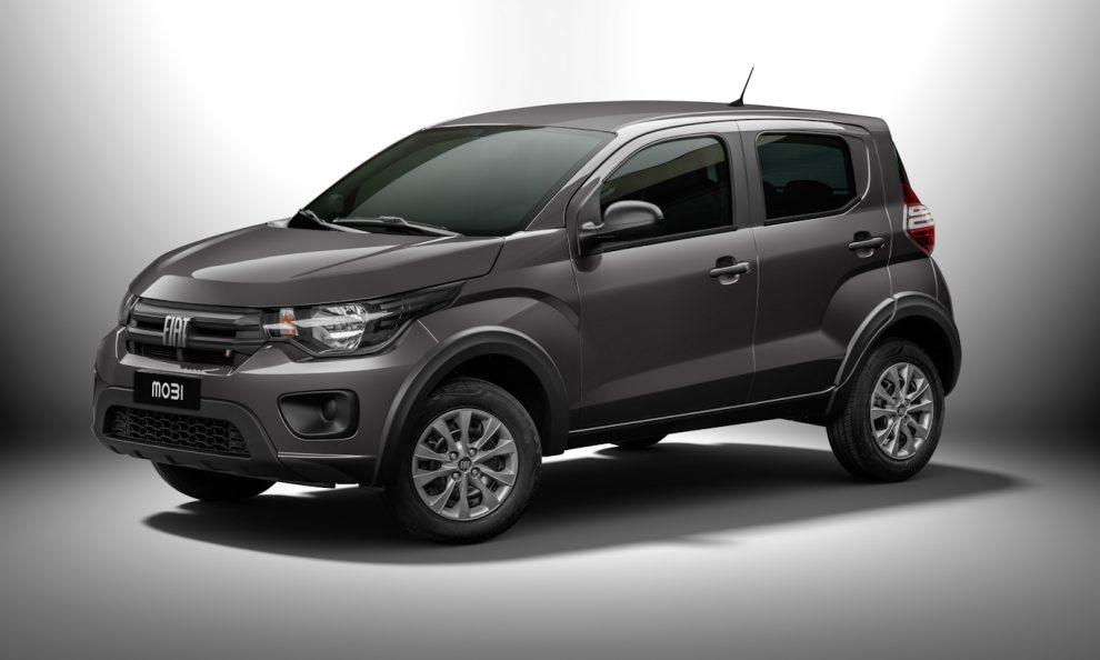 Fiat Mobi Like 2021 [divulgação]