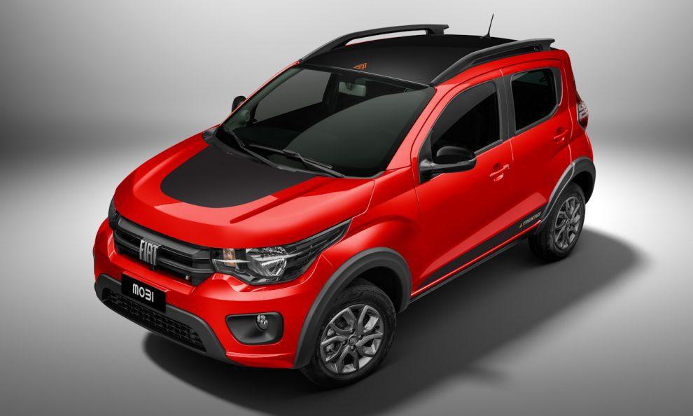 Fiat Mobi Trekking 2021 [divulgação]