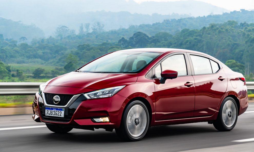 Nissan Versa Exclusive 2021 [divulgação]