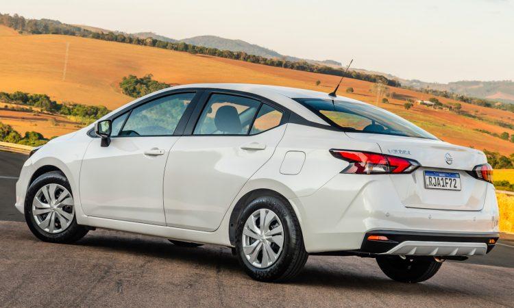 Nissan Versa Sense manual [divulgação]