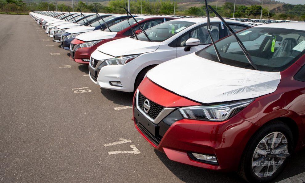 Nissan Versa [divulgação]