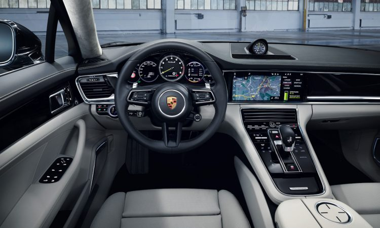 Porsche Panamera 4 Turbo S E-Hybrid [divulgação]