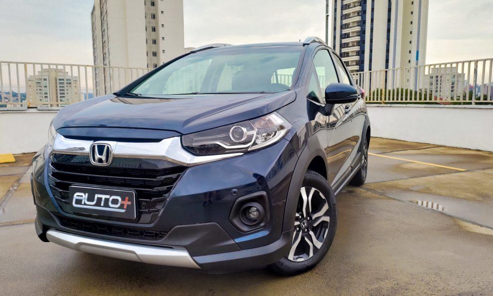 Honda WR-V [Auto + / João Brigato]