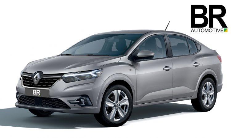 Renault Sandero 2022 [@brazilautomotive]