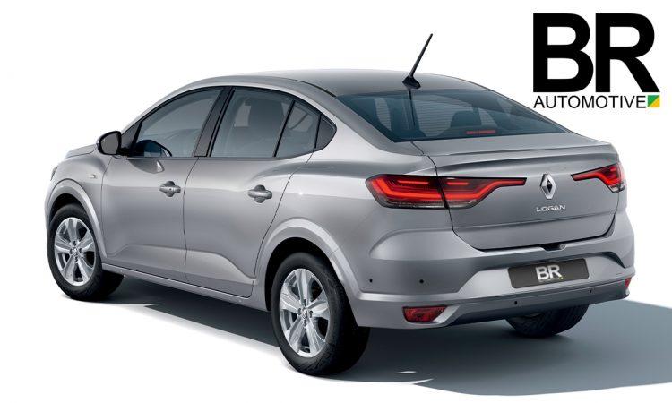 Renault Logan 2022 [@brazilautomotive]