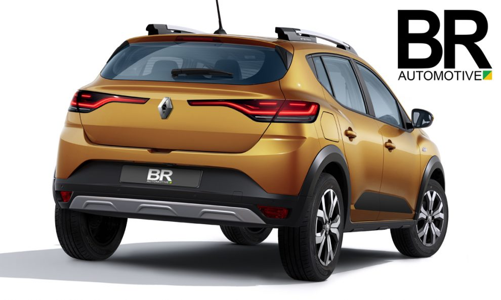 Renault Stepway 2022 [@brazilautomotive]