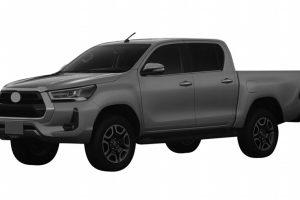 Toyota Hilux 2021 [INPI]