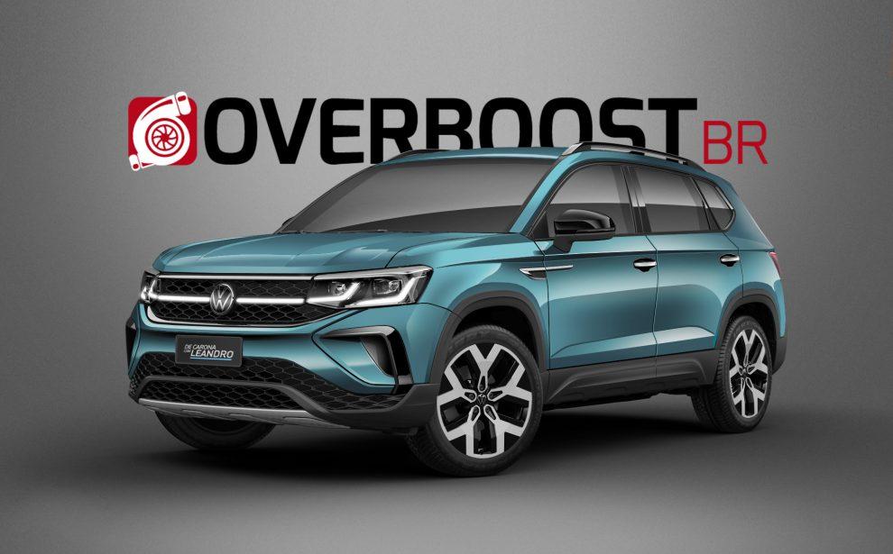 Volkswagen Taos [@overboostbr]