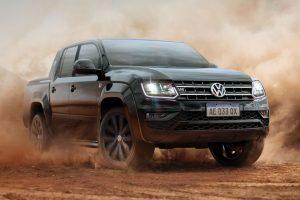 Volkswagen Amarok V6 2021 [divulgação]