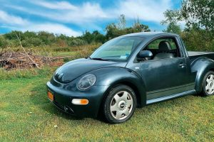 Volkswagen New Beetle picape [Modern Classic Rides]