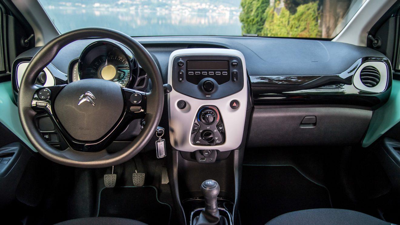 Citroën C1 [divulgação]
