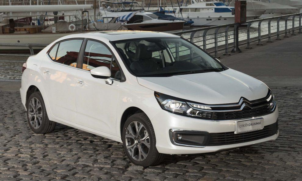 Citroën C4 Lounge [divulgação]