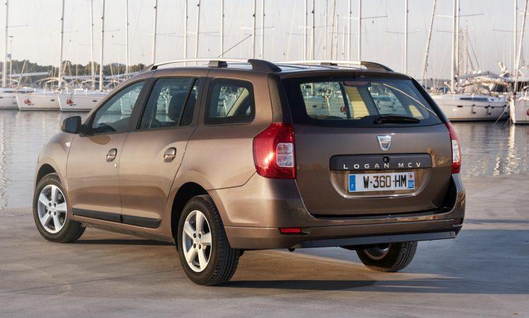 Dacia Logan MCV [divulgação]