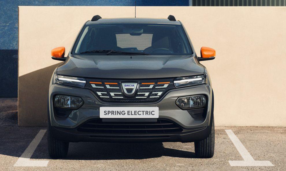 Dacia Spring é o Renault Kwid elétrico da Europa [divulgação]