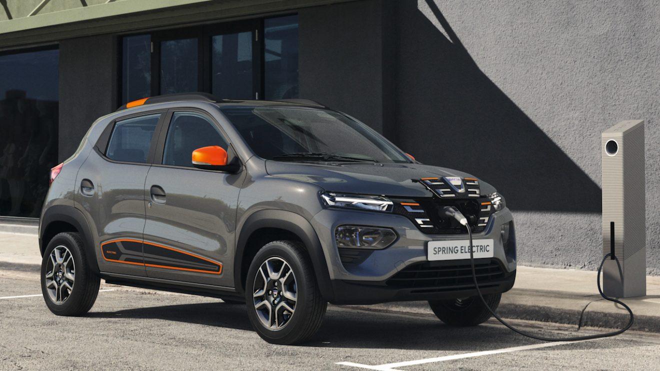 Dacia Spring [divulgação]