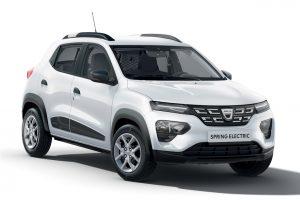 Dacia Spring (Renault Kwid elétrico) [divulgação]
