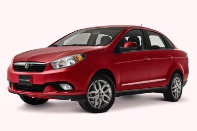 Dodge Vision era um Fiat Grand Siena disfarçado [divulgação]