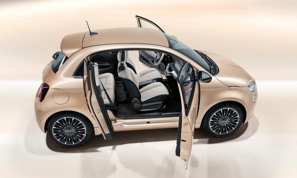 Fiat 500 3+1 [divulgação]