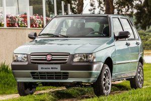 Fiat Mille [divulgação]