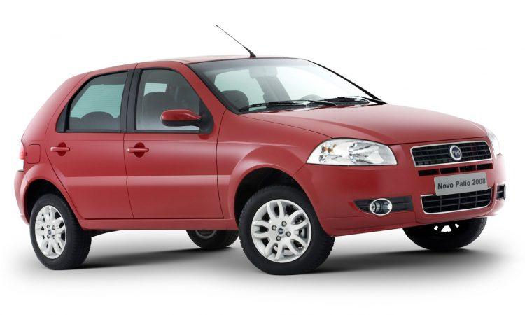 Fiat Palio [divulgação]