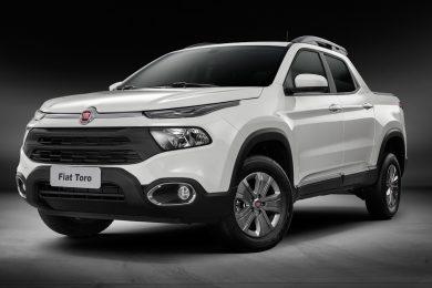 Fiat Toro [divulgação]