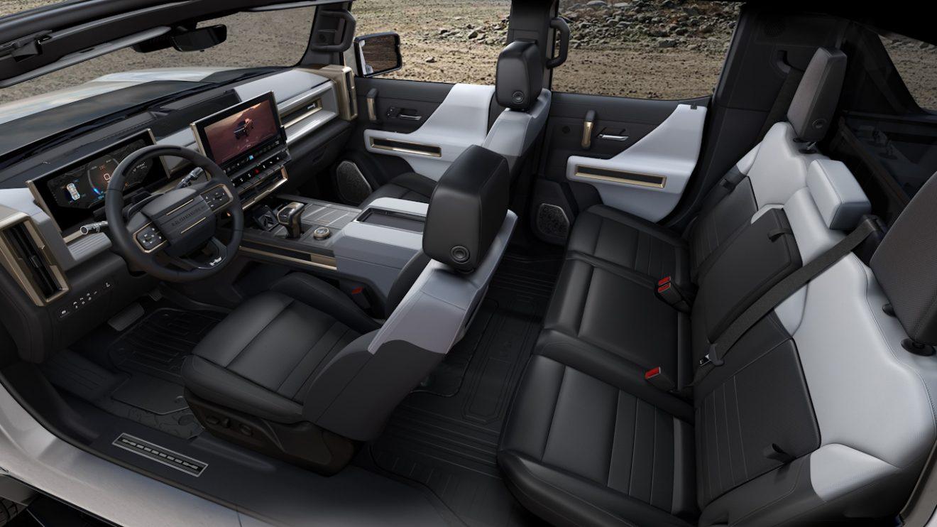 GMC Hummer EV [divulgação]