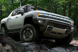Picape elétrica GMC Hummer EV [divulgação]