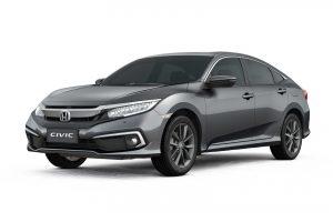 Honda Civic 2021 [divulgação]