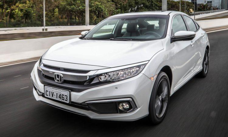 Honda Civic [divulgação]