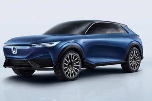 Honda SUV e-concept antecipa próximo HR-V [divulgação]