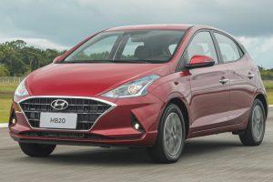 Hyundai HB20 é um dos carros brasileiros que mais causou polêmica em seu lançamento [divulgação]