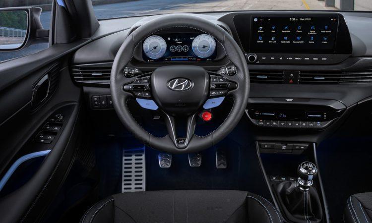 Hyundai i20 N [divulgação]