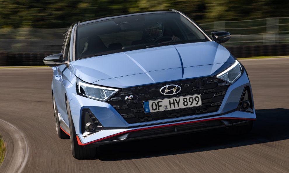Hyundai i20 N mostra como o HB20 esportivo poderia ser [divulgação]