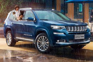 Jeep Grand Commander deve servir de inspiração para o Jeep Grand Compass brasileiro [divulgação]