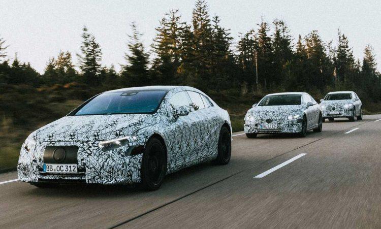 Mercedes-Benz apresenta futura linha EQ [divulgação]