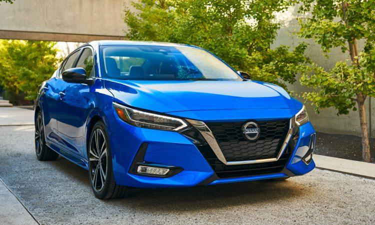 Nissan Sentra 2021 [divulgação]