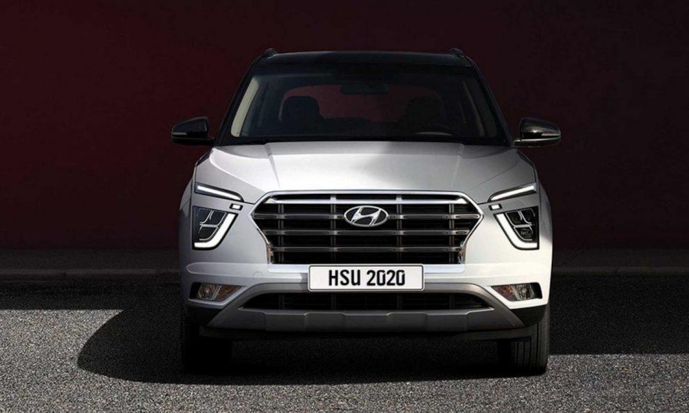 Hyundai Creta 2021 [divulgação]