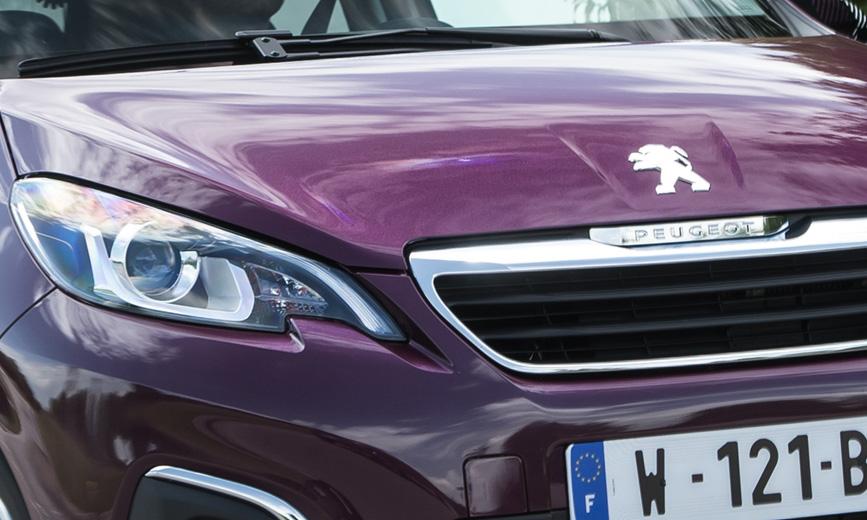 Peugeot 108 [divulgação]