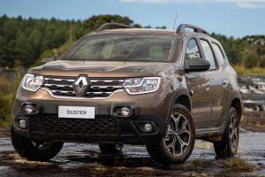Renault Duster [divulgação]