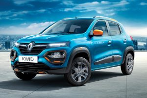 Dianteira do Renault Kwid indiano será inspiração para o futuro Kiger [divulgação]