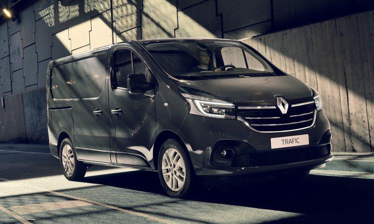 Renault Trafic [divulgação]