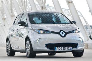 Renault Zoe [divulgação]