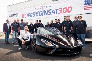 SSC Tuatara: o carro mais rápido do mundo [divulgação]