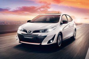 Toyota Yaris S [divulgação]