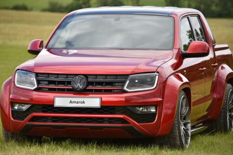 Volkswagen Amarok Red Rock [divulgação]