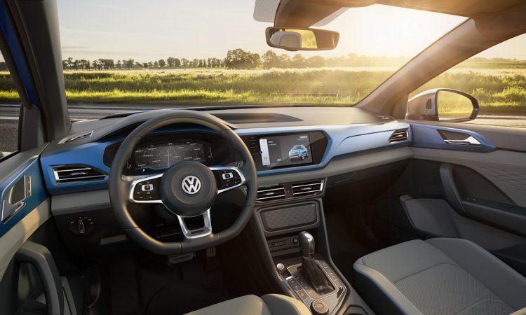 Volkswagen Tarok [divulgação]