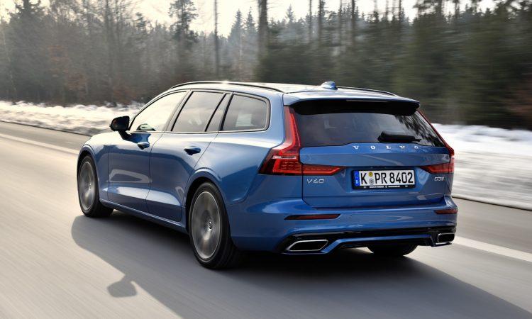 Volvo V60 R-Design [divulgação]