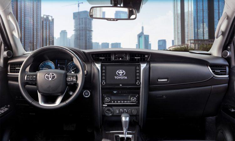 Toyota SW4 2021 [divulgação]