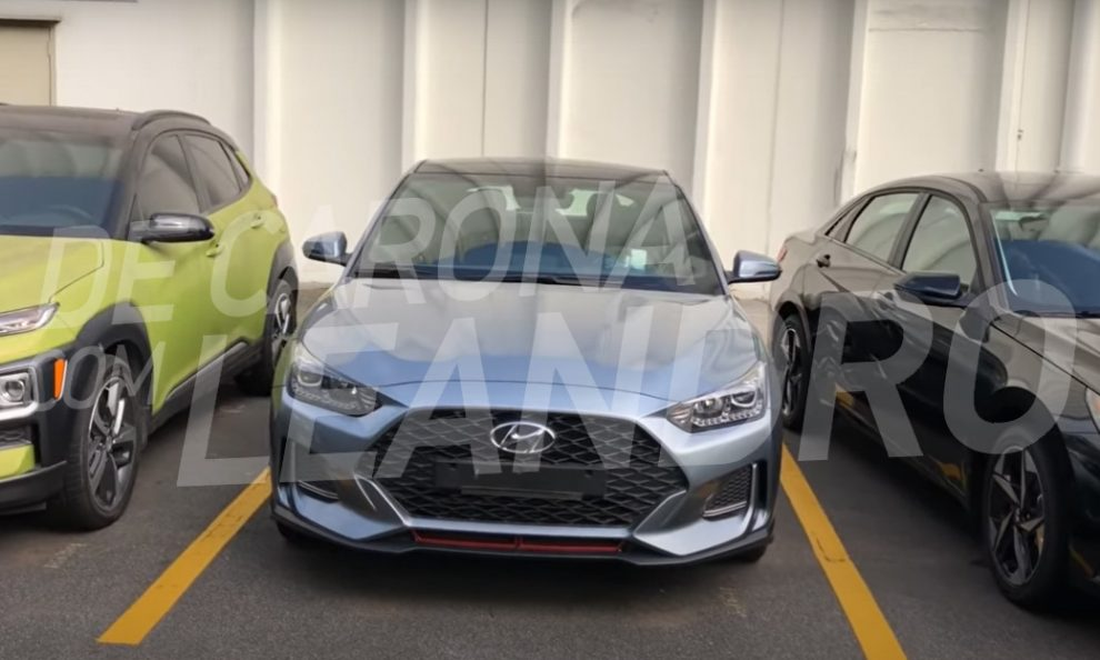 Hyundai Veloster Turbo [De Carona Com Leandro]