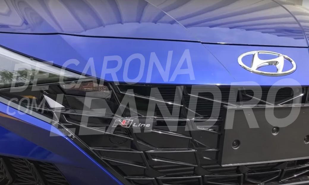 Hyundai Elantra N-Line [De Carona Com Leandro]